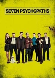 Poster Seven Psychopaths 2012