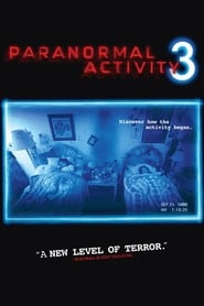 Poster for Paranormal Activity 3