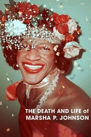Poster for The Death and Life of Marsha P. Johnson