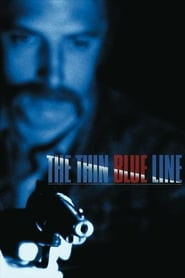 Poster for The Thin Blue Line