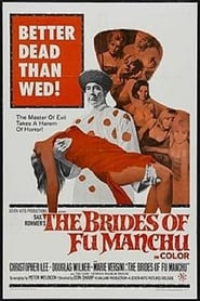 'The Brides of Fu Manchu (1966)