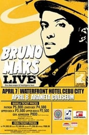 Bruno Mars -doo wops and hooligans tour