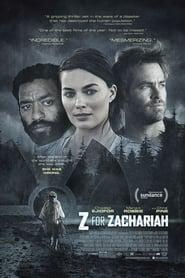 Poster for Z for Zachariah
