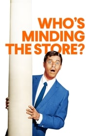 Poster for Who's Minding the Store?
