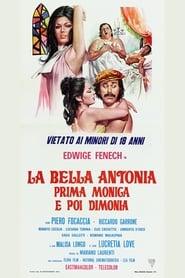 Poster Naughty Nun 1972