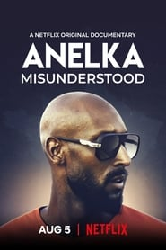 Poster Anelka: Misunderstood 2020