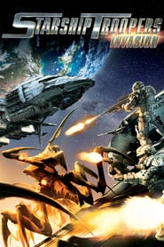 Poster Starship Troopers: Invasion 2012