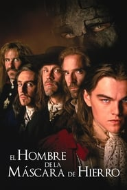 El hombre de la máscara de hierro (1998) | The Man in the Iron Mask
