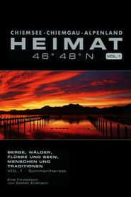 BAYERN - HEIMAT 46° 48° N - Chiemsee, Chiemgau, Alpenland