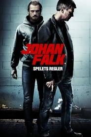 Poster Johan Falk: Spelets regler 2012