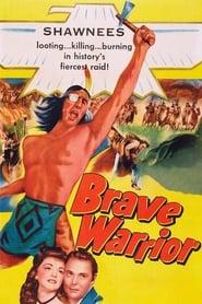 Poster Brave Warrior 1952