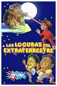 Las locuras del extraterrestre 1988