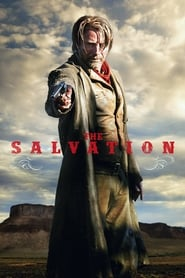 Poster for The Salvation