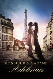 Poster Mr & Mme Adelman