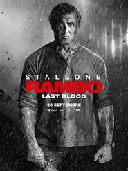 Poster Rambo : Last Blood 2019