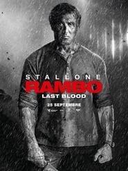 Poster Rambo : Last Blood 2019