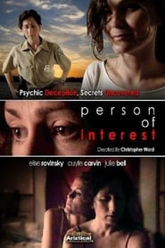 Poster Person of Interest 2007