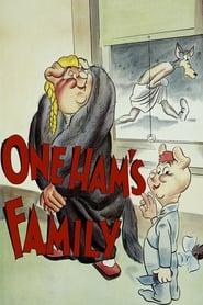 One Ham's Family