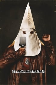 Poster for BlacKkKlansman