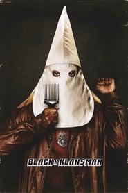 Poster BlacKkKlansman 2018