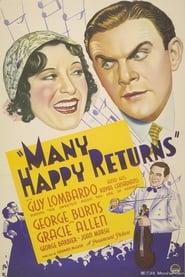 Many Happy Returns 1934