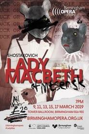 Lady Macbeth of Mtsensk – BOC (2021)