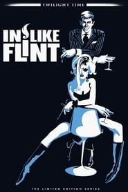 Poster van In Like Flint