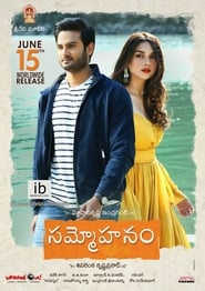 Sammohanam (2018) HDTVRip Hindi Dubbed Movie Watch Online Free