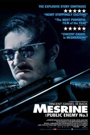 Poster for Mesrine: Public Enemy #1