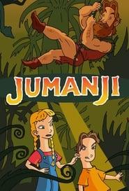 Poster Jumanji 1998