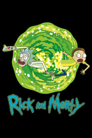 poster Rick and Morty