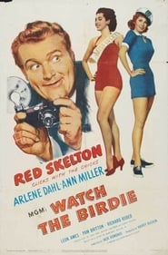 Watch the Birdie plakat