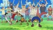 One Piece Thriller Bark Arc Episode 353 : A Man's Promise Never Dies!! To the Friend Waiting Under the Distant Sky