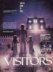 Besökarna plakat