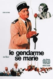 Poster The Gendarme Gets Married 1968