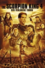 The Scorpion King 4 – Der verlorene Thron (2015)