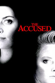 Poster The Accused 1988