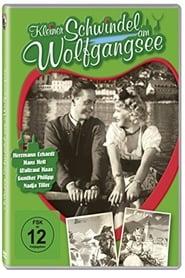 Kleiner Schwindel am Wolfgangsee 1949