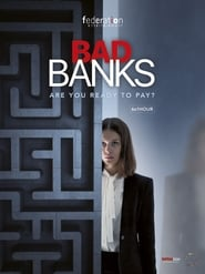 TV show cover of Bad Banks
