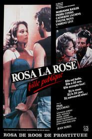 Rosa la rose, fille publique 1986