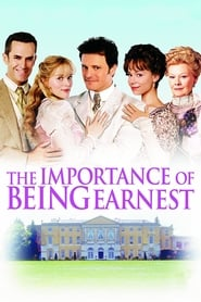 The Importance of Being Earnest (2002) online ελληνικοί υπότιτλοι