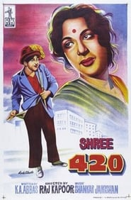 Shree 420 – 1955 Hindi Movie JC WebRip 400mb 480p 1.4GB 720p 4GB 10GB 1080p