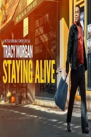 Tracy Morgan: Staying Alive Poster