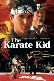 Poster The Karate Kid 1984