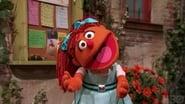 Chamki Visits Sesame Street