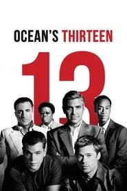 Poster Ocean's Thirteen 2007