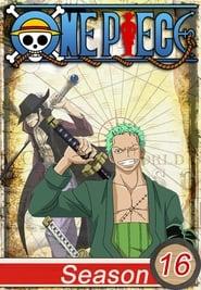 One Piece: 16ª Temporada
