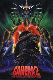 Gamera 2: Attack of the Legion (1996)