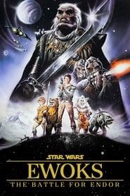 Poster Ewoks: The Battle for Endor 1985