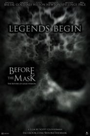 Poster of BEFORE THE MASK: The Return of Leslie Vernon